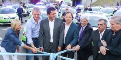 Massa reunió a todos los candidatos para gobernador del Frente Renovador
