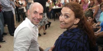 Macri, Larreta y Michetti llevaron la interna del PRO a la televisión