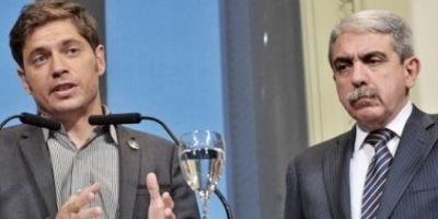 """Kicillof: """"Solo entre el 10 y el 15 % de los trabajadores de UTA pagan ganancias"""""""