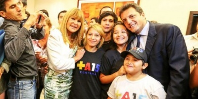 Con un acuerdo en Chaco, Massa busca quebrar la unidad entre el radicalismo y el PRO