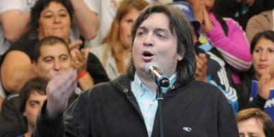"""Máximo Kirchner: """"Que quede claro que nunca tuve ni tengo una cuenta en el exterior"""""""