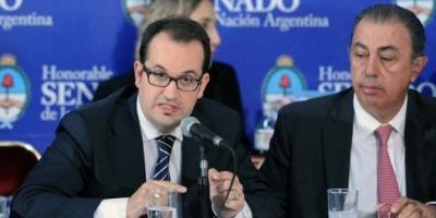 El oficialismo logró en el Senado dictamen favorable al pliego de Carlés