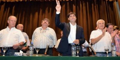 Bossio recibió apoyo sindical a su candidatura en la Provincia