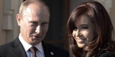Cristina llega a Rusia para profundizar la alianza estratégica