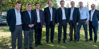 Sanz y Macri presentaron en Córdoba la primera fórmula conjunta de la alianza PRO-UCR