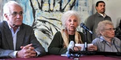 """Carlotto rechazó las """"voces que mienten"""" sobre el traslado del Banco Nacional de Datos Genéticos"""