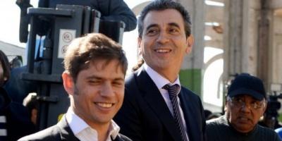 Randazzo elogió a Kicillof, pero evitó confirmar si será su compañero de fórmula