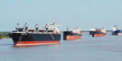 Sigue el paro de los aceiteros y ahora son más de 100 los buques afectados en Santa Fe