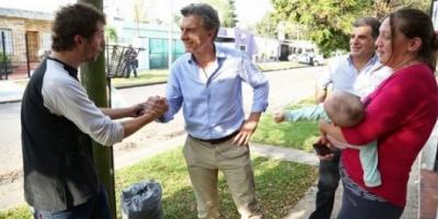 Macri llevó la campaña bonaerense a Ituzaingó