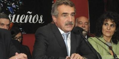 """Rossi dijo que su aporte al proyecto nacional """"será desde Santa Fe"""" como diputado o senador"""
