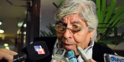 "Hugo Moyano le responde al Gobierno: ""No extraña que busquen un hecho de sangre para empañar el paro"""