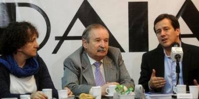 Mariano Recalde presentó su propuesta de gobierno ante la colectividad judía