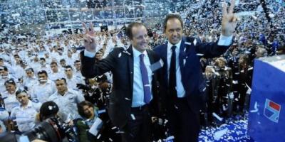 Martín Insaurralde confirmó que no será candidato a gobernador