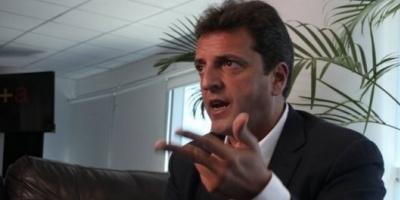 Sergio Massa presentó un proyecto de Código Penal que elimina la reducción de las penas