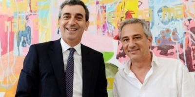 Un intendente que apoya a Massa se reunió con Randazzo