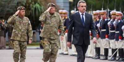 Ricardo Cundom nombró nuevos jefes en áreas clave del Ejército