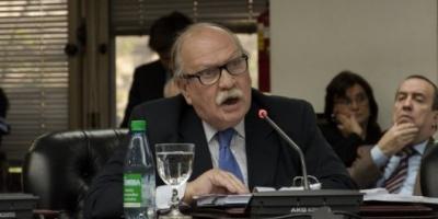 Cabral insistió en el Consejo de la Magistratura en que debe ser restituido en la Cámara de Casación