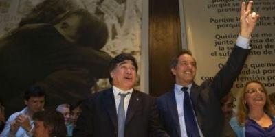 """Scioli: """"Kirchner era un fuera de serie al que tuve el honor de acompañar"""""""