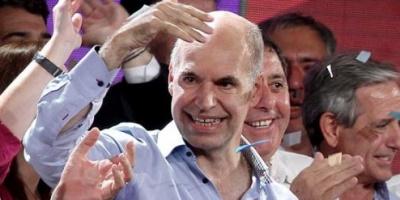 Elecciones porteñas 2015: amplio triunfo de Horacio Rodríguez Larreta, pero habrá ballottage con Martín Lousteau