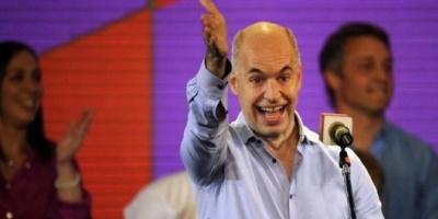 Larreta festejó su triunfo en las elecciones porteñas y valoró el voto electrónico