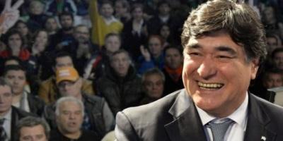 """Zannini: """"Scioli será respetuoso de las políticas de Cristina y Kicillof"""""""