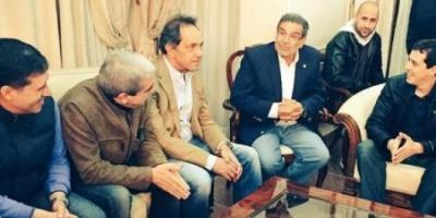 La fórmula presidencial del FpV y funcionarios nacionales llegan a La Rioja
