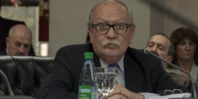 Cabral presentó una apelación para que lo repongan en su cargo en Casación