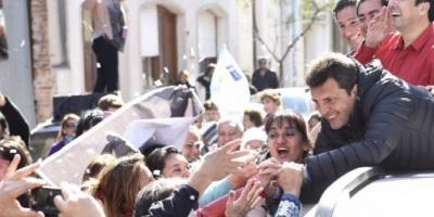 """Sergio Massa: """"El kirchnerismo prefiere a los presos, y nosotros a los jubilados"""""""