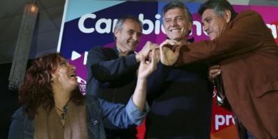 """""""Scioli hará grandes cosas por el país"""", dijo un intendente de Macri"""