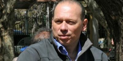 """Sergio Berni, sobre el corte en la Panamericana por trabajadores de la línea 60: """"Son unos inadaptados"""""""