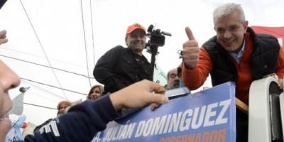 La fórmula Domínguez-Espinoza suma apoyos en el peronismo