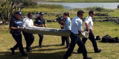 Hallaron restos de un avión que podrían resolver el misterio del vuelo MH370