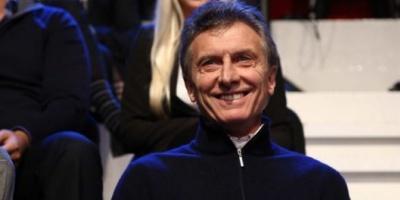 """Mauricio Macri: """"Estoy en una etapa muy nacional y popular"""""""