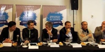 Abrieron las Jornadas de Debate de la Mesa Nacional del Deporte Scioli-Zannini 2015
