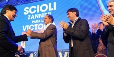 """Scioli: """"Las devaluaciones las pagan los trabajadores y este es el espacio político de la industria nacional"""""""