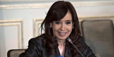 Cristina anunci&oacute; la llegada de maquinaria pesada para la construcci&oacute;n de represas<br />  <br />