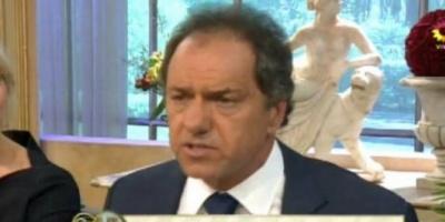 """Scioli: """"Tenemos que mejorar la competitividad y bajar la inflación"""""""