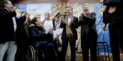 """Macri: """"El campo será nuestro primer motor para crear empleo"""""""
