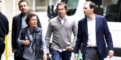 Corrupción en la FIFA: Bonadio ordenó la excarcelación de Hugo y Mariano Jinkis