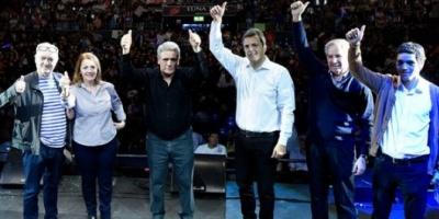 """Entre rumores de acercamiento, Massa se aleja de Macri: """"Los problemas no se arreglan con globitos"""""""