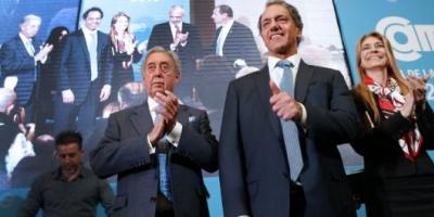 Scioli hizo campaña en la Ciudad mientras que Macri y Massa estuvieron en el interior
