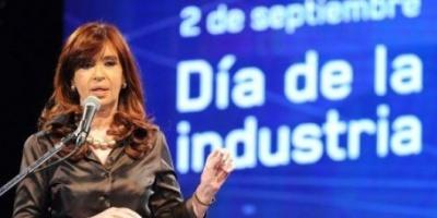 """Cristina: """"Necesitamos seguir en este camino con hombres de convicción como Daniel Scioli y Carlos Zannini"""""""
