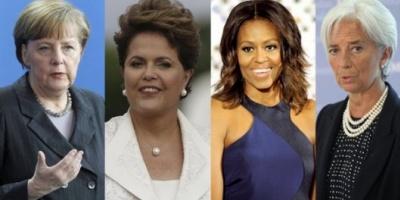 Ranking Forbes: las mujeres más poderosas del mundo