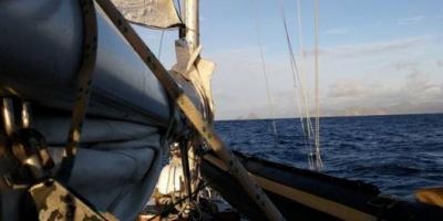 El velero de La Cámpora que se reportó hundido apareció en las Islas Malvinas