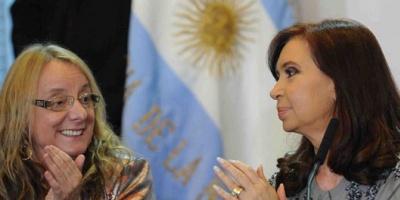 """Cristina: """"Sueño con una Santa Cruz que sea lo que era cuando Néstor era gobernador"""""""