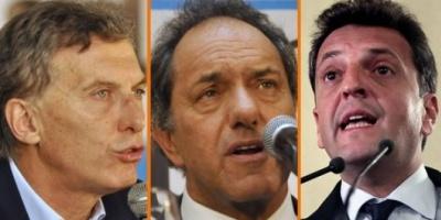 Cruces entre Mauricio Macri y Sergio Massa en la pelea por el ballotage
