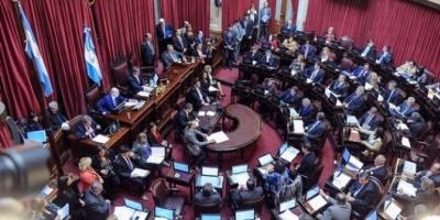 El Senado comenzará a analizar el proyecto de Presupuesto 2016 y la prórroga de emergencia económica