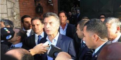 """Mauricio Macri: """"La reunión con Cristina Kirchner no valió la pena"""""""