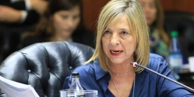 Gabriela Vázquez dejó la presidencia del Consejo de la Magistratura