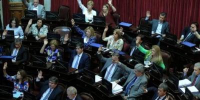 El Senado dio ingreso formal a los postulantes a la Corte